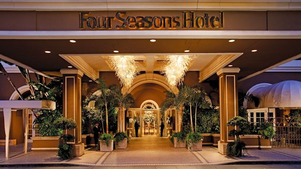 Four Seasons Hotel Beverly Hills Now Offering Vegan Menu