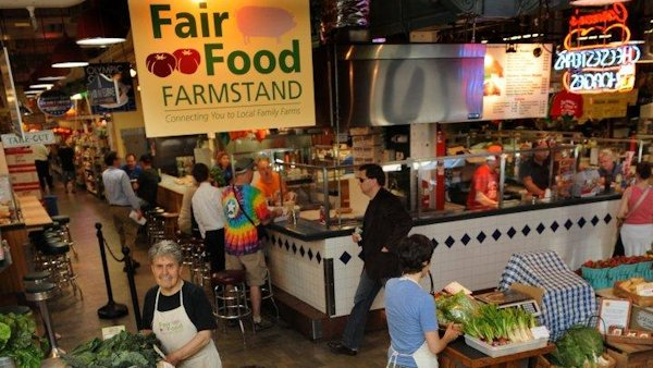 Veg Out: Philadelphia's Healthy Dining Options