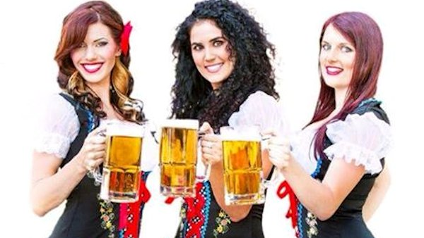 The World's First Vegan Oktoberfest To Be Held in LA
