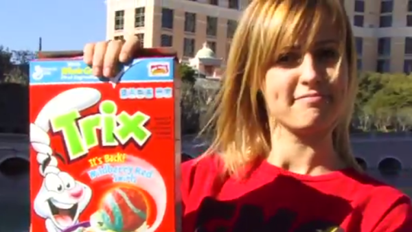 FDA Approved: Paint Thinner in Kids' Cereals