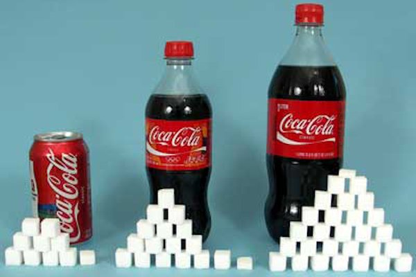 Coca Cola President Shown How Much Sugar is in Coke on Live TV