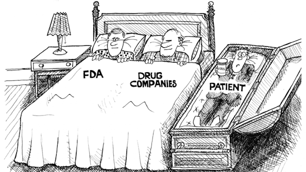 FDA Rampant with Conflicts of Interest