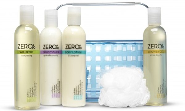 Gilchrist & Soames' Zero% Collection for Eco-friendly Bathing
