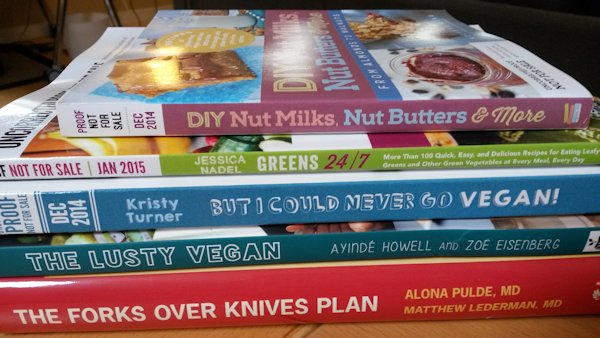 5 New Vegan Cookbooks for Fall 2014