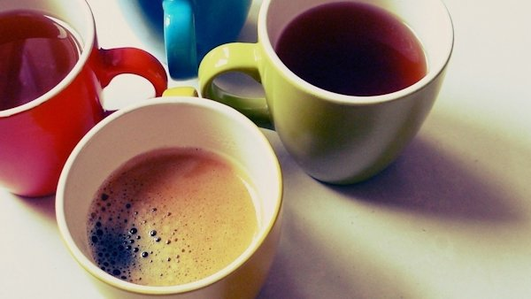 How Coffee, Tea Affect Your Arteries