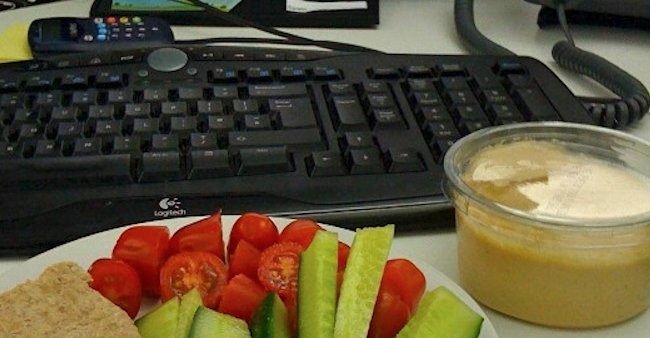 Plant-Based Workplace Intervention