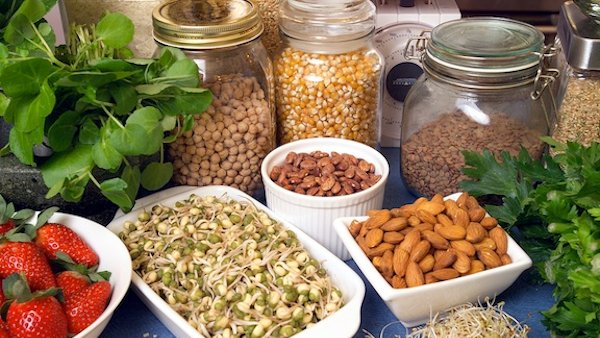 25 Plant-Based Pantry Staples