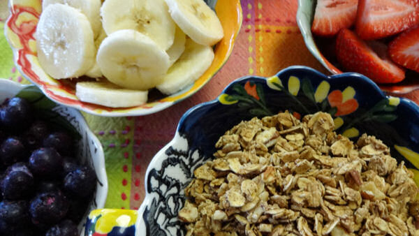 Vegan Recipe: Homemade Granola