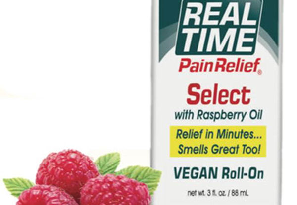 New Vegan Pain Relief Product