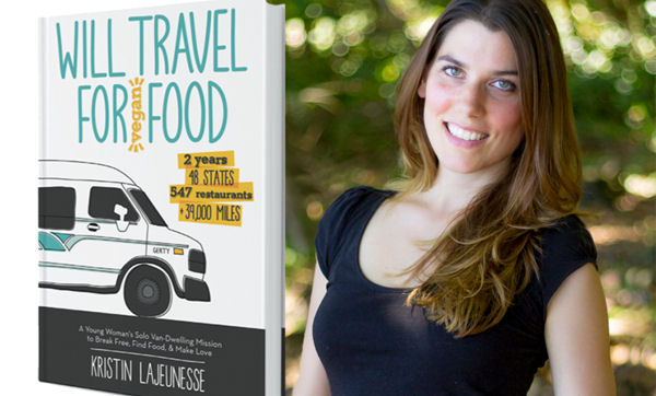 Will Travel for Vegan Food: A Young Woman's Solo Mission