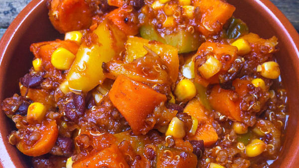 Hearty Vegan Chili Recipe