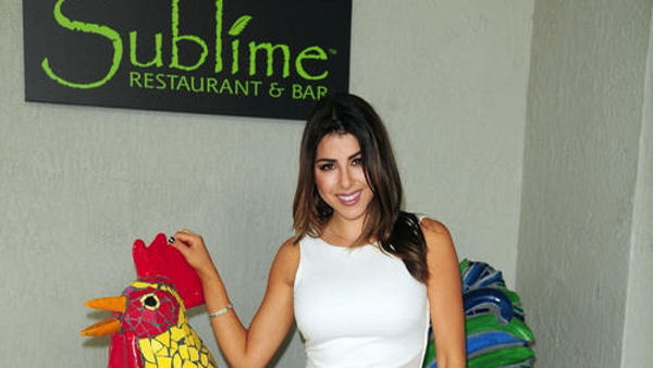 Daniella Monet at Sublime