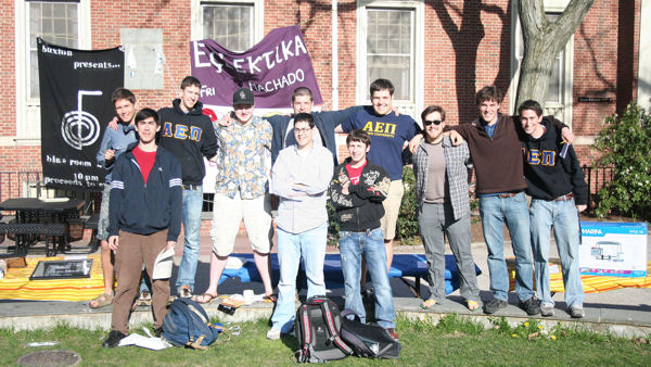 Brown University Fraternity Holds First-Ever 'Vegan Week' Pledge
