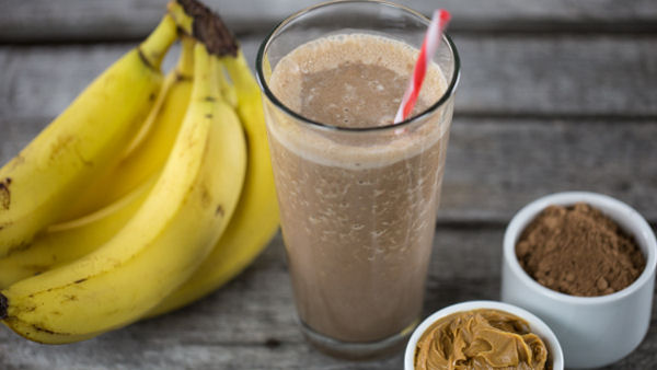 Dr. Fuhrman's Chocolate Peanut Butter Smoothie