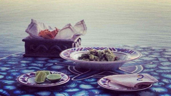 Guacamole Recipe from Mexico's Las Ventanas al Paraiso, A Rosewood Resort
