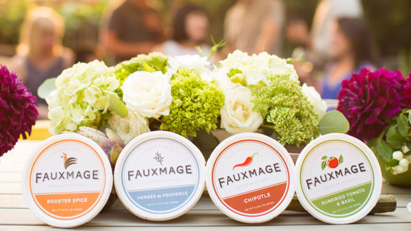 Fauxmage Launches Artisan Non-Dairy Cheese