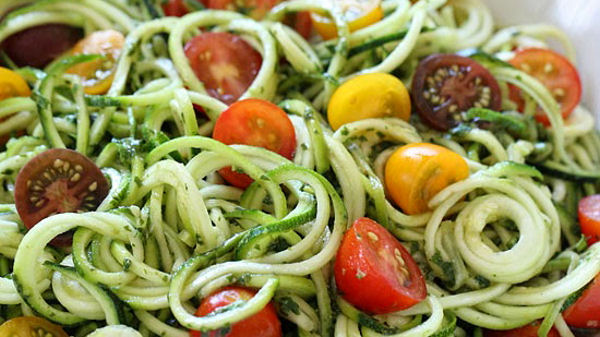 Spiralize! Transform Vegetables and Fruits from Ordinary to Extraordinary