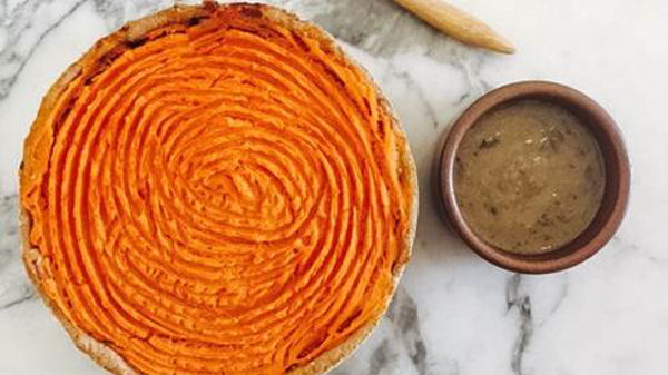 Vegan Thanksgiving Dish from Matthew Kenney's Plant Food and Wine