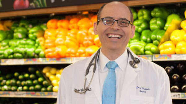 Dr Greger produce section