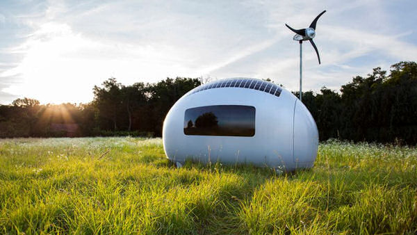 Ecocapsule Offers New Era of Sustainable Living