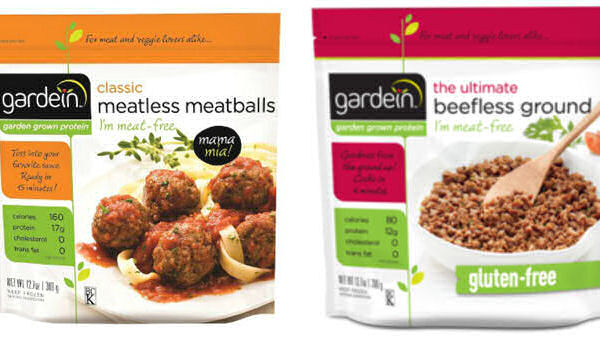 gardein = Garden + Protein, Meatless Meats Better Than the Real Thing