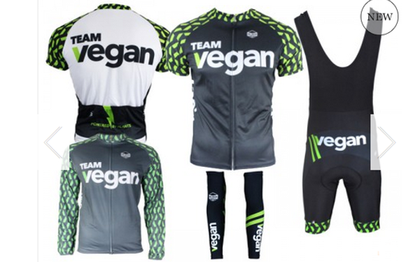 Vegan Cycling Apparel from Hill Killer