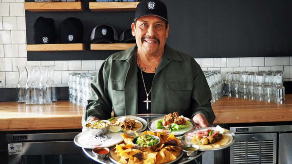 Actor Danny Trejo Opens Vegan Taco Restaurant in LA