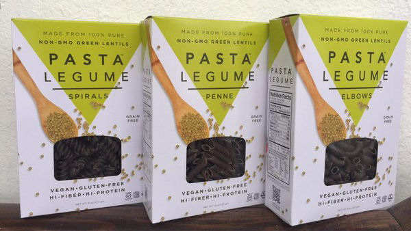 Health Flavors, ltd. Launches Gluten-free Pasta Legume