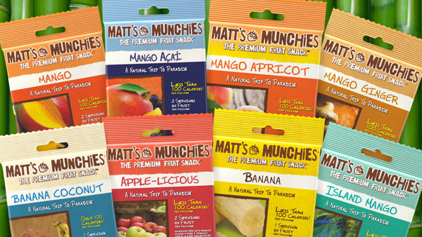 Matt's Munchies All Flavors