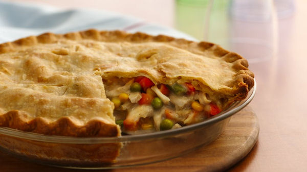Vegan Pot Pie Recipe from The Little Mustard Seed Cafe