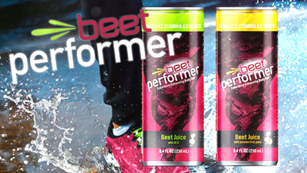 Beet Performer – Endurance Enhancing Body Fuel