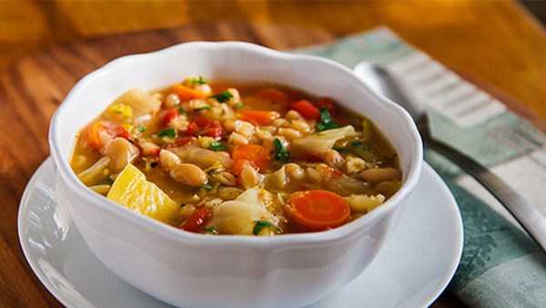 Vegan Recipe: Irish White Bean and Cabbage Stew