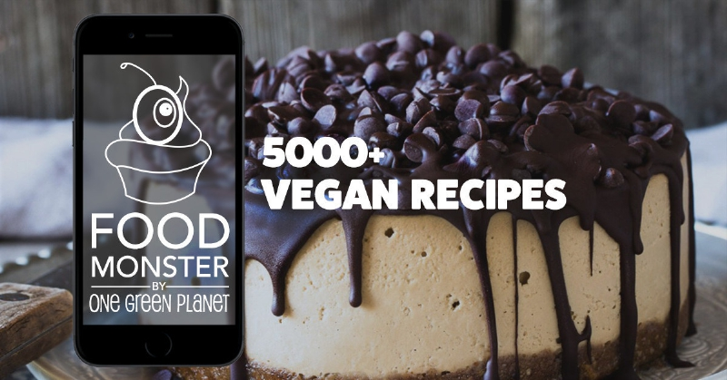 One Green Planet Launches Largest Vegan Food App on Earth Day