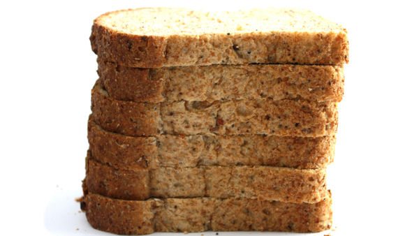 Vegan Healthy Seeded Sandwich Bread