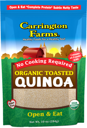 Carrington quinoa
