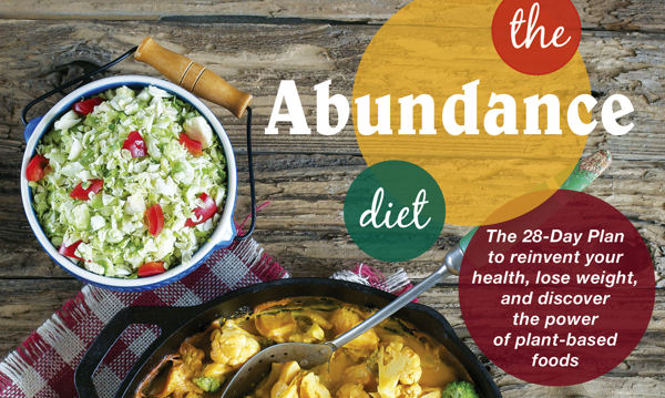 The Abundance Diet: The 28-day Plan to Reinvent Your Health