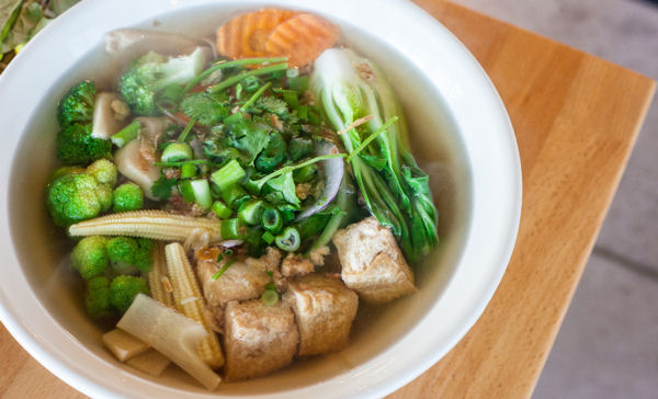 RECIPE: Vegan Pho to Keep You Warm this Winter