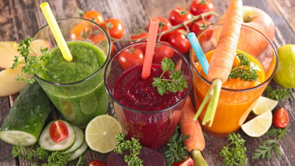 The Juice Lady's Guide to Fasting