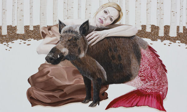 Interview with Vegan Artist, Amy Guidry