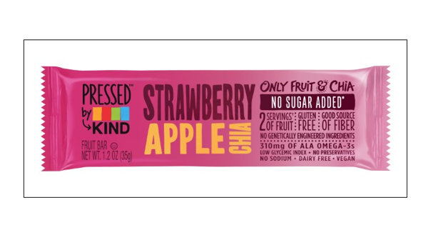 Pressed by Kind Bars Adds New Flavor