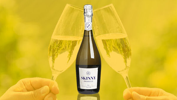 Try Skinny Prosecco for a Guilt-free Drink during Veganuary