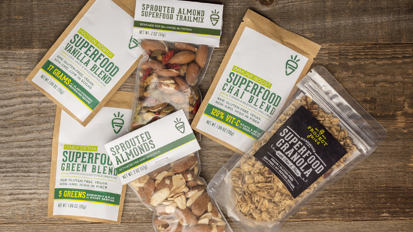 Project Juice launches Project Pantry – DIY 100% organic protein, superfood, tea powders and snacks