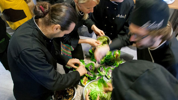 Vegan Gastronomy Culinary Academy is the World's Leading Vegan Cooking School