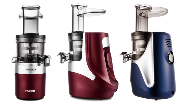 New Slow Juicers Revolutionize Category With World-Class Design