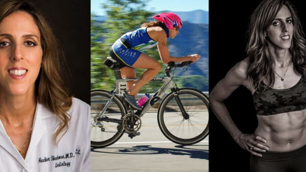 Meet Dr. Heather Shenkman, Ironman Triathlete & Vegan Cardiologist