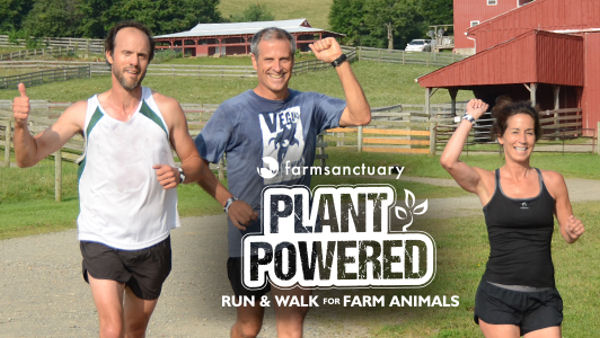 Plant Powered Run Launches Nationwide Movement