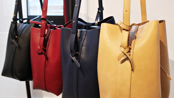 Angela Roi, an ethical luxury handbag brand
