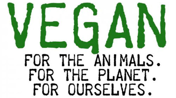 Go Vegan, Save the Planet