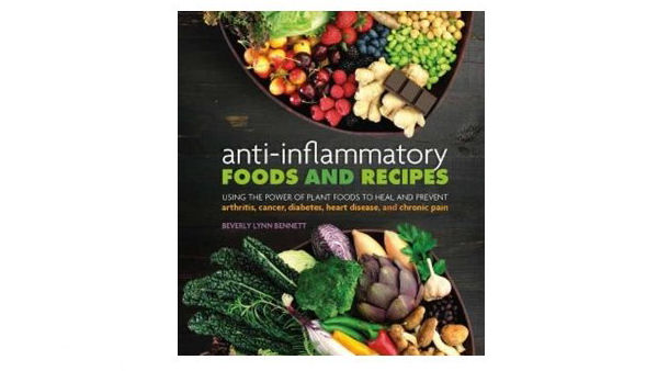 New Cookbook: Anti-Inflammatory Foods and Recipes