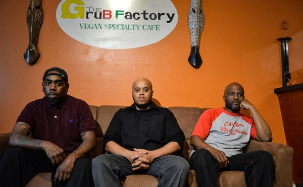 New Black-Owned Vegan Restaurant, The Grub Factory, Opens in Baltimore